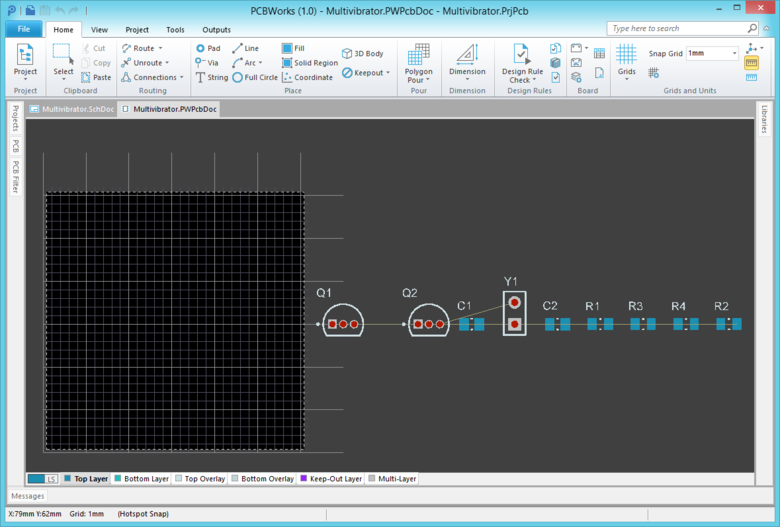 From Idea to Manufacture - Driving a PCB Design through SOLIDWORKS ...