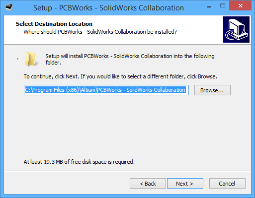 Installing the SOLIDWORKS PCB-SOLIDWORKS Collaboration Add