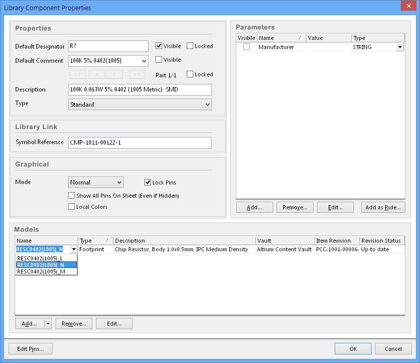 Component Management in SOLIDWORKS PCB | Online