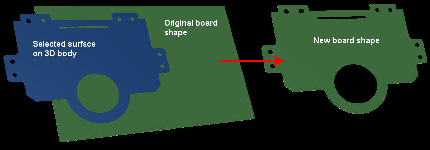 Board Shape | Online Documentation for Altium Products