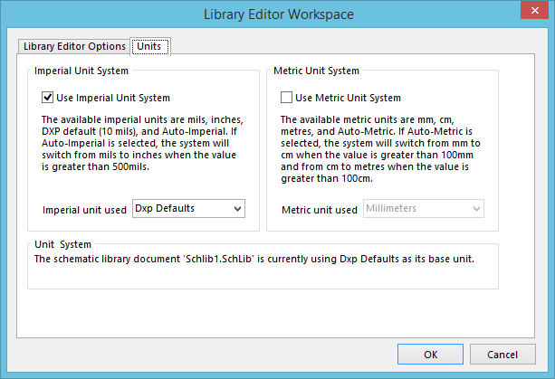 Library Editor WorkSpace | Online Documentation for Altium Products