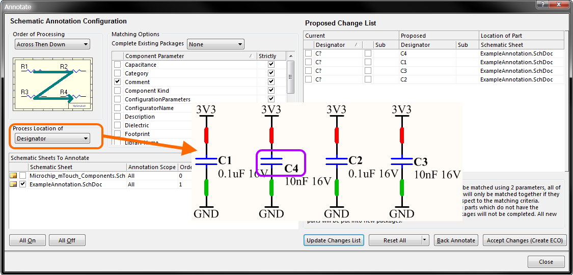 Annotation Tools | Online Documentation for Altium Products