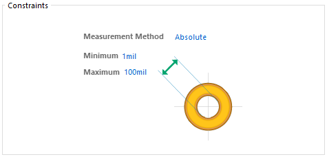 Hole Size   Online Documentation for Altium Products